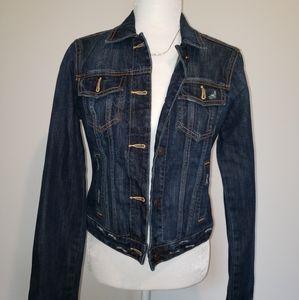 BNWT Abercrombie Jean jacket S